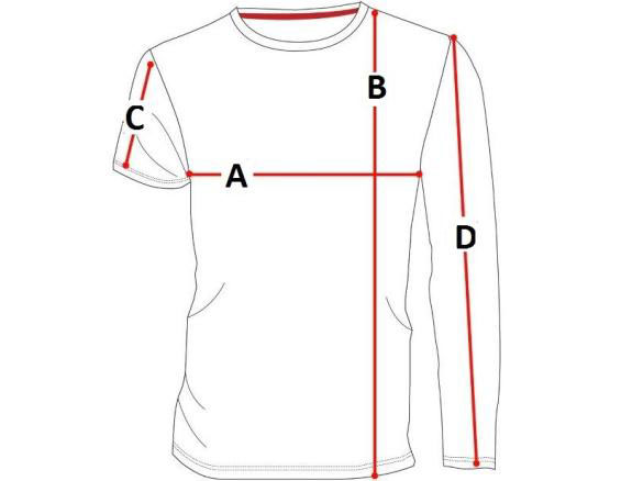 Référence taille t-shirt