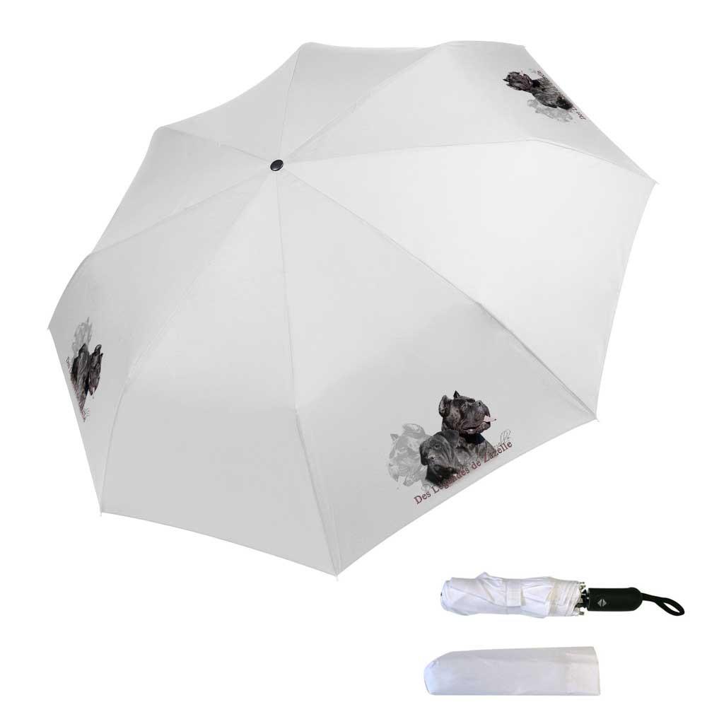 Parapluie pliable cane corso zazelle