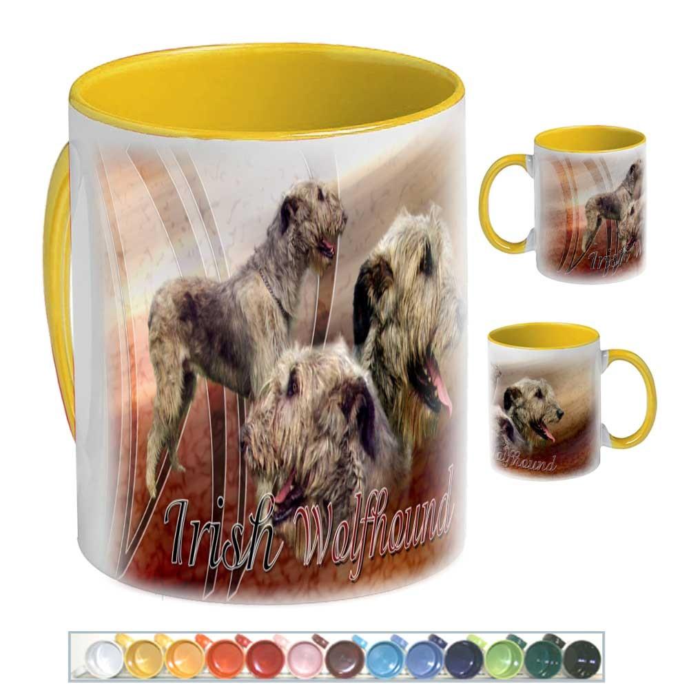 Mug Chien irish wolfhound