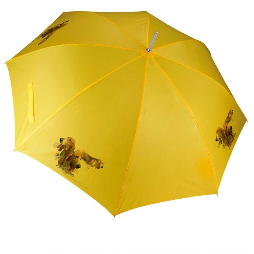 Parapluie Chien basset artesien normand