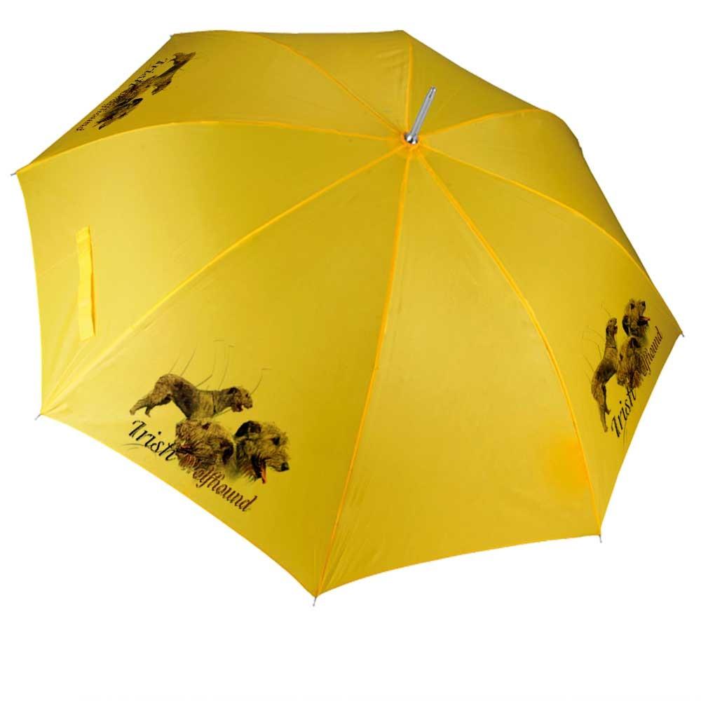 Parapluie Chien irish wolfhound