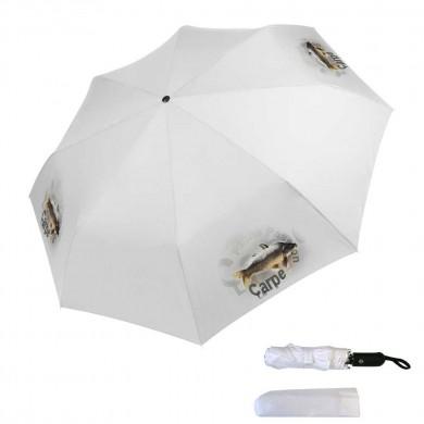Parapluie pliable carpe