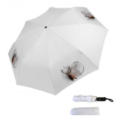 Parapluie pliable cerf