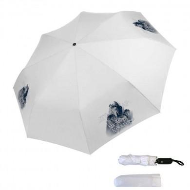 Parapluie pliable matin de naples