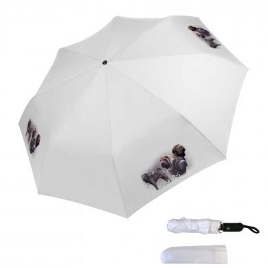 Parapluie pliable shar pei