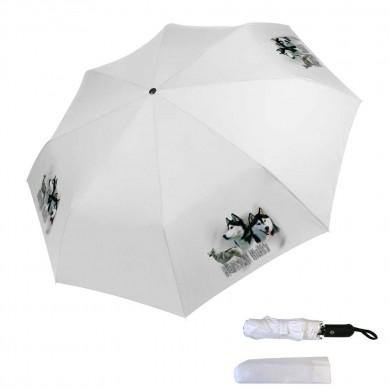 Parapluie pliable siberian husky oumiaks