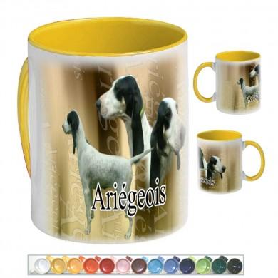 Mug Chien ariegeois