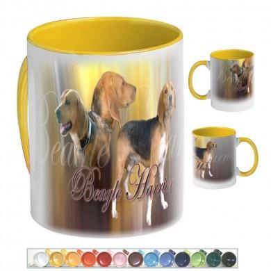 Mug Chien beagle harrier