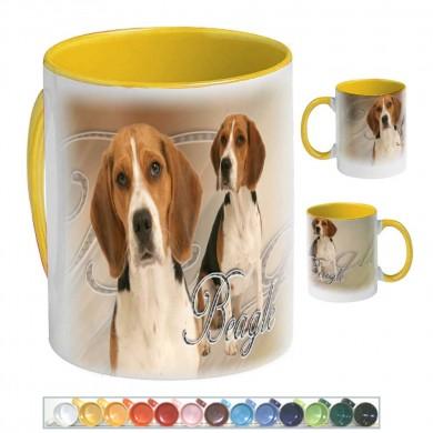 Mug Chien beagle
