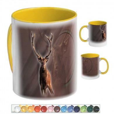 Mug Gibier cerf