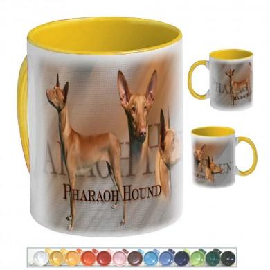Mug Chien pharaoh hound