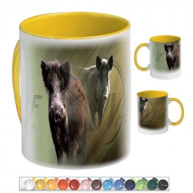 Mug Gibier sanglier