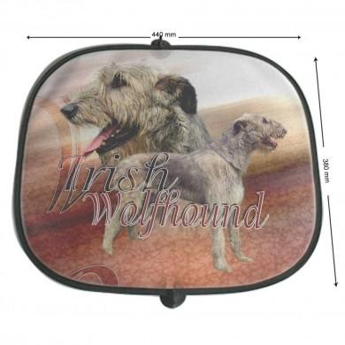 Pare soleil Chien irish wolfhound