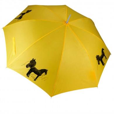 Parapluie Cheval frison