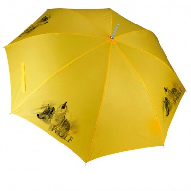 Parapluie Animaux Sauvages loup