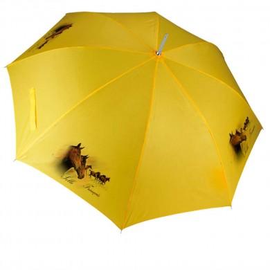 Parapluie Cheval selle français course