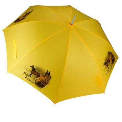 Parapluie Cheval selle français