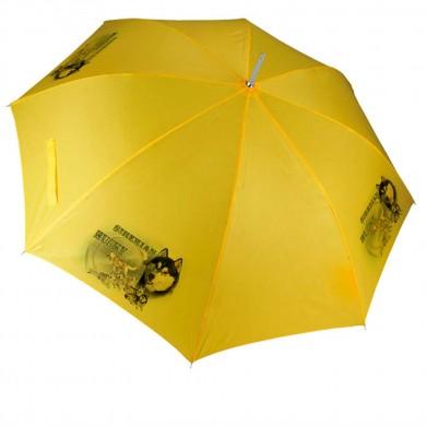 Parapluie Chien siberian husky