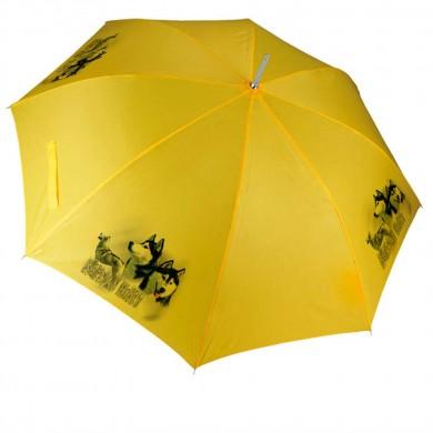 Parapluie Chien siberian husky oumiaks