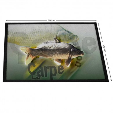 Tapis Poisson carpe