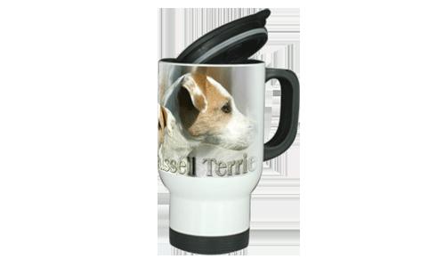 tasse thermo chien