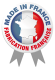 Autocollants imprimés en France