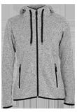 veste en tricot polyester pour femme personnalisé avec un cane corso
