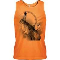 un t-shirt sans manche pour homme chasseur