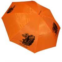 Parapluie de chasse avec impression du sanglier